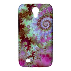 Raspberry Lime Delight, Abstract Ferris Wheel Samsung Galaxy Mega 6.3  I9200 Hardshell Case