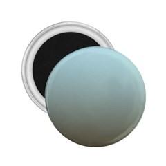 Blue Gold Gradient 2.25  Button Magnet