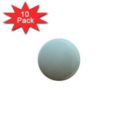 Blue Gold Gradient 1  Mini Button Magnet (10 Pack)