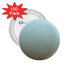 Blue Gold Gradient 2.25  Button (100 pack)