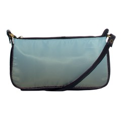 Blue Gold Gradient Evening Bag