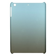 Blue Gold Gradient Apple iPad Mini Hardshell Case