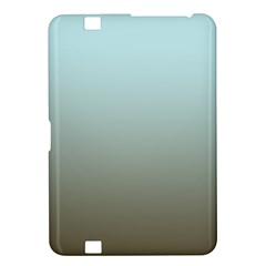 Blue Gold Gradient Kindle Fire HD 8.9  Hardshell Case