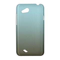 Blue Gold Gradient HTC Desire VC (T328D) Hardshell Case