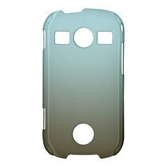 Blue Gold Gradient Samsung Galaxy S7710 Xcover 2 Hardshell Case