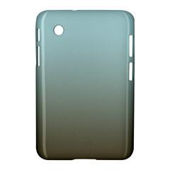Blue Gold Gradient Samsung Galaxy Tab 2 (7 ) P3100 Hardshell Case