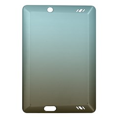 Blue Gold Gradient Kindle Fire HD 7  (2nd Gen) Hardshell Case