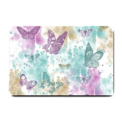 Joy Butterflies Small Door Mat