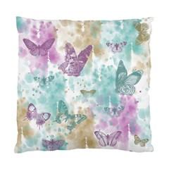 Joy Butterflies Cushion Case (single Sided)