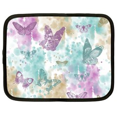 Joy Butterflies Netbook Sleeve (XL)