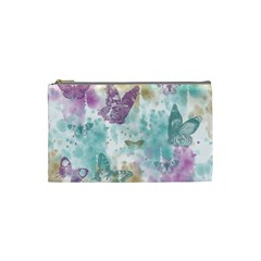 Joy Butterflies Cosmetic Bag (small)