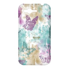 Joy Butterflies HTC Rhyme Hardshell Case