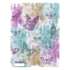Joy Butterflies Apple iPad 3/4 Hardshell Case