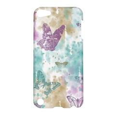 Joy Butterflies Apple Ipod Touch 5 Hardshell Case