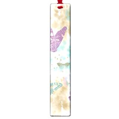 Joy Butterflies Large Bookmark