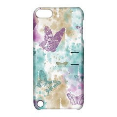 Joy Butterflies Apple iPod Touch 5 Hardshell Case with Stand