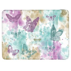 Joy Butterflies Samsung Galaxy Tab 7  P1000 Flip Case