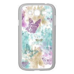 Joy Butterflies Samsung Galaxy Grand DUOS I9082 Case (White)