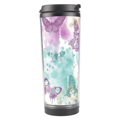Joy Butterflies Travel Tumbler