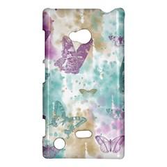 Joy Butterflies Nokia Lumia 720 Hardshell Case