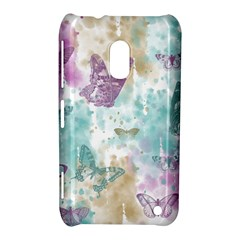 Joy Butterflies Nokia Lumia 620 Hardshell Case
