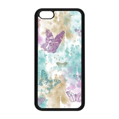 Joy Butterflies Apple Iphone 5c Seamless Case (black)