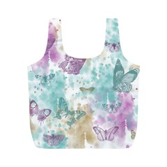 Joy Butterflies Reusable Bag (M)