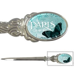 Paris Butterfly Letter Opener