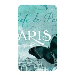 Paris Butterfly Memory Card Reader (rectangular)