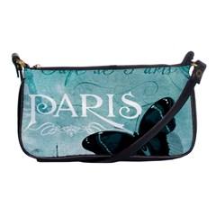 Paris Butterfly Evening Bag