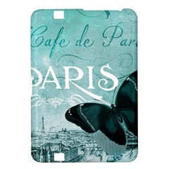 Paris Butterfly Kindle Fire HD 8.9  Hardshell Case