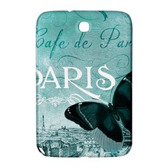 Paris Butterfly Samsung Galaxy Note 8.0 N5100 Hardshell Case