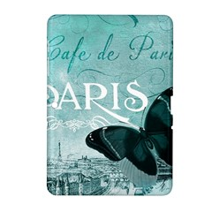 Paris Butterfly Samsung Galaxy Tab 2 (10.1 ) P5100 Hardshell Case