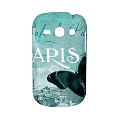 Paris Butterfly Samsung Galaxy S6810 Hardshell Case