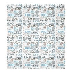 Surf Shells Shower Curtain 66  x 72  (Large)