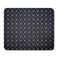 Metal Floor 3 Large Mouse Pad (Rectangle)