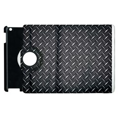 Metal Floor 3 Apple Ipad 3/4 Flip 360 Case