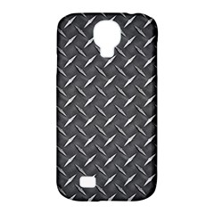 Metal Floor 3 Samsung Galaxy S4 Classic Hardshell Case (PC+Silicone)