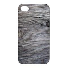 Weathered Wood Apple Iphone 4/4s Premium Hardshell Case