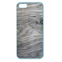 Weathered Wood Apple Seamless iPhone 5 Case (Color)