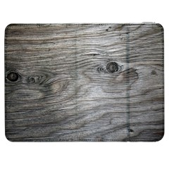 Weathered Wood Samsung Galaxy Tab 7  P1000 Flip Case