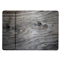 Weathered Wood Samsung Galaxy Tab 10.1  P7500 Flip Case