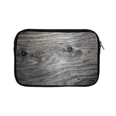 Weathered Wood Apple iPad Mini Zippered Sleeve