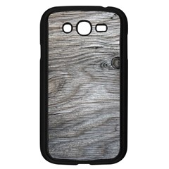 Weathered Wood Samsung Galaxy Grand Duos I9082 Case (black)