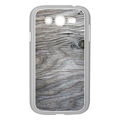 Weathered Wood Samsung Galaxy Grand Duos I9082 Case (white)
