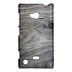 Weathered Wood Nokia Lumia 720 Hardshell Case