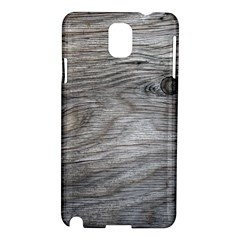 Weathered Wood Samsung Galaxy Note 3 N9005 Hardshell Case