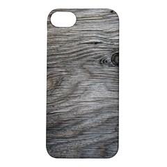 Weathered Wood Apple Iphone 5s Hardshell Case