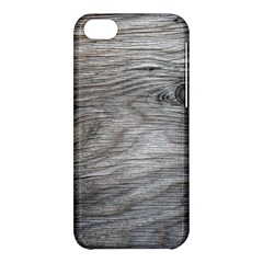 Weathered Wood Apple Iphone 5c Hardshell Case