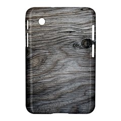 Weathered Wood Samsung Galaxy Tab 2 (7 ) P3100 Hardshell Case